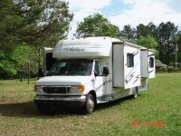Class C Gas Motorhome 