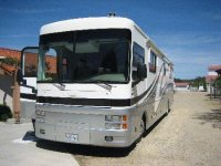 Class A Diesel Pusher Motorhome 