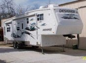 Class A Gas Motor Home 
