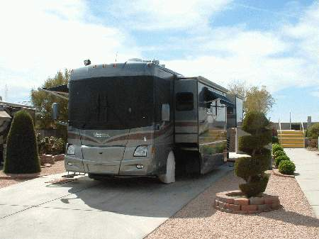 Class A Motor Home 