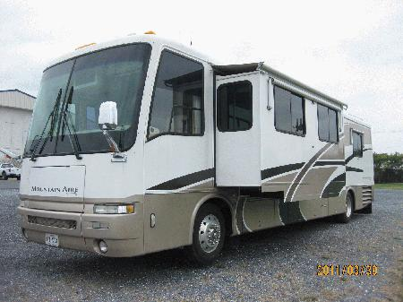 Class A Motorhome Dsl Pusher